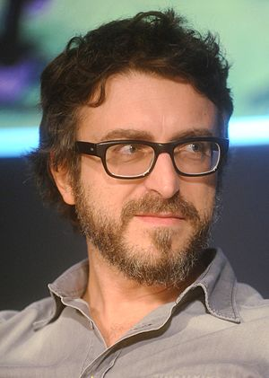 Giuseppe Camuncoli - Giuseppe Camuncoli at Lucca Comics & Games 2016