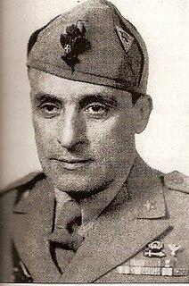 Giuseppe Castellano Italian general