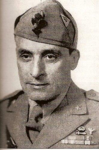Armistice of Cassibile - General Giuseppe Castellano