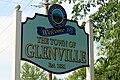 Glenville, New York welcome sign.jpg