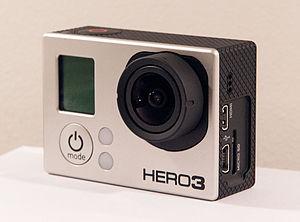 Hardcore Henry - GoPro Hero 3