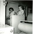 Goodwill Laundromat Claxton Ray and employees 1950s 06.jpg