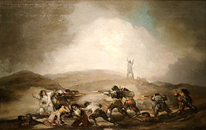 Goya-Scene from spanish war of independence.jpg