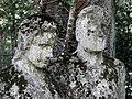 Grab Skulptur für Carl Habich-Schilplin (1873–1931) Stadtrat. Von Adolf Glatt (1899–1984), Waldfriedhof Rheinfelden, Aargau (2).jpg