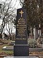 Grab mathias Raisky Wiener zentralfriedhof 2020-01-30 (1).jpg