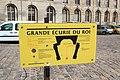 Grande Écurie de Versailles le 19 septembre 2015 - 03.jpg