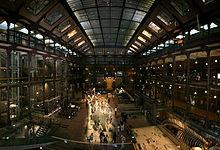 La Grande Galerie de l'Évolution.