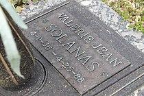 Grave of Valerie Jean Solanas - Stierch.JPG