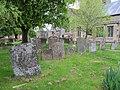 Graveyard at St Peter ^ St Paul - geograph.org.uk - 1885881.jpg