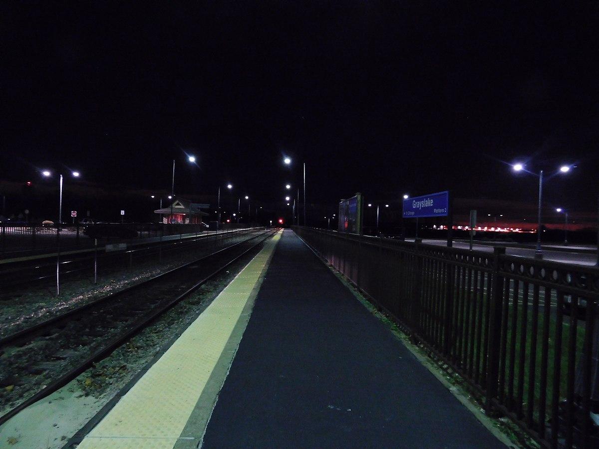 Grayslake station
