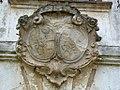 Grb nad vrati gradu Šrajbarski turn.jpg
