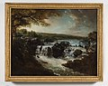 Great Falls of the Potomac oil by George J Beck 1797.jpg
