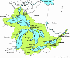Great Lakes - Simple English Wikipedia, the free encyclopedia on