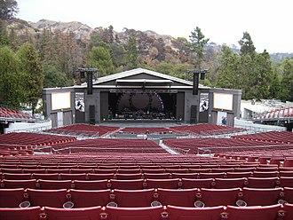 Greek Theatre (Los Angeles) - Greek Theatre 2007
