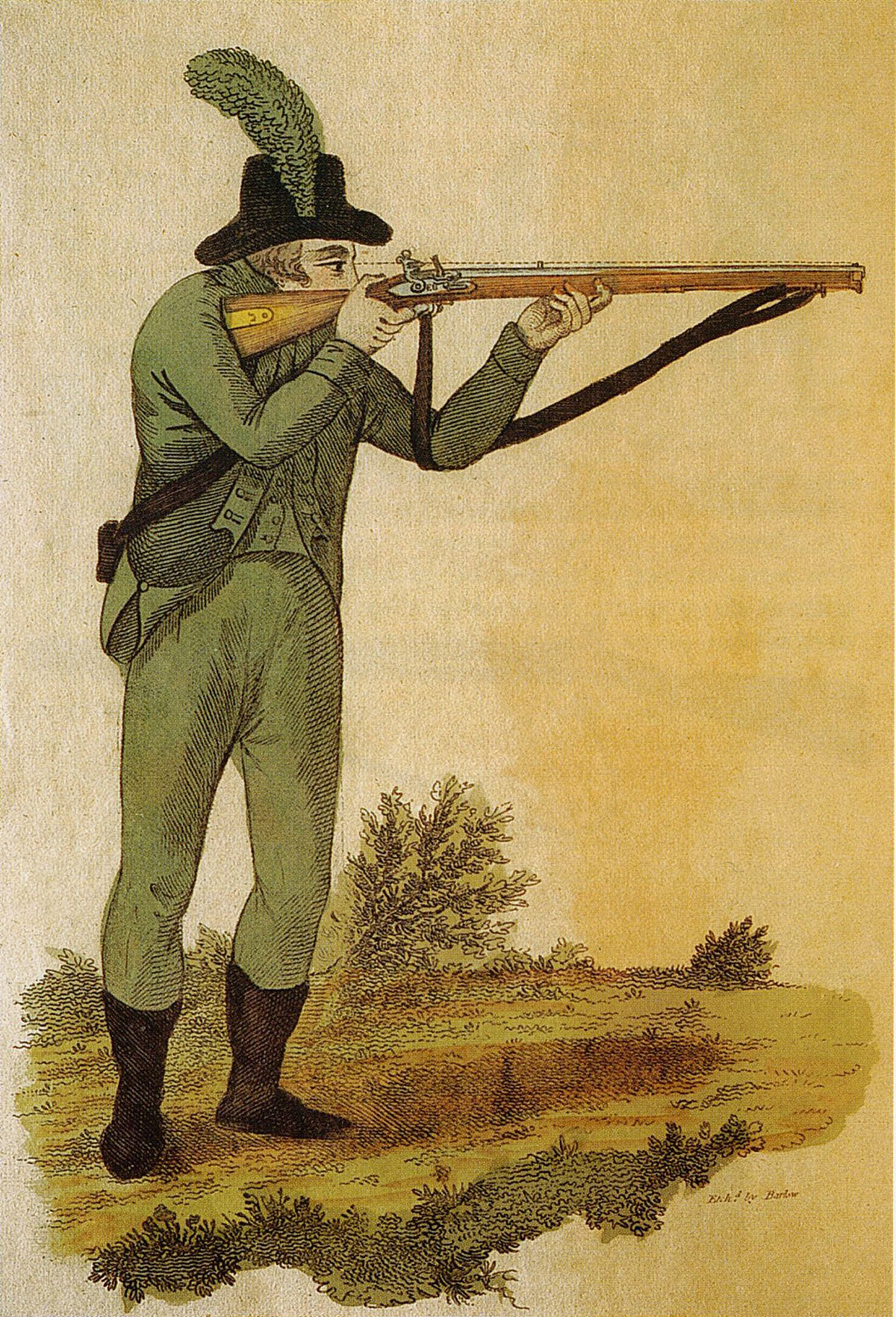 Image Result For Hunter With Gun