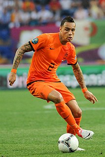 Gregory van der Wiel Dutch footballer