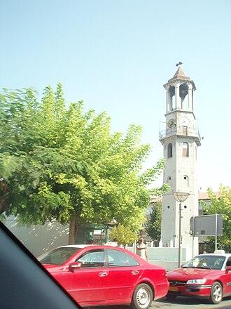 Grevena - Clock tower of Grevena