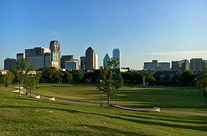 State Thomas, Dallas - Image: Griggs Park Dallas, Texas