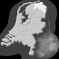 GroningenNetherlandsGlobeGrey.png