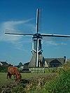 foto van Grote Molen (Zoeterwoude-Rijndijk)