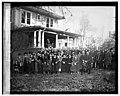 Ground breaking, Masonic Temple, Takoma Park, (11-12-24) LCCN2016838847.jpg