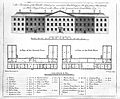 Ground floor plan of the London Hospital. Wellcome L0000313.jpg