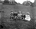 Group of little country children YORYM-S441.jpg