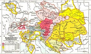 Carte Europe V1506.House Of Habsburg Wikipedia