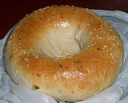 meaning of bagel