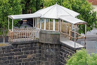 HM Prison Pentridge - Pentridge Prison Guard Tower 2014