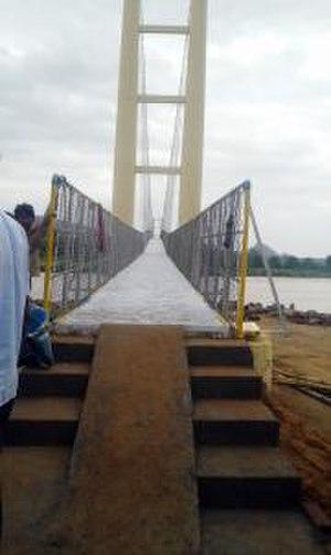 Gudari, Rayagada - Gudari Hanging Bridge