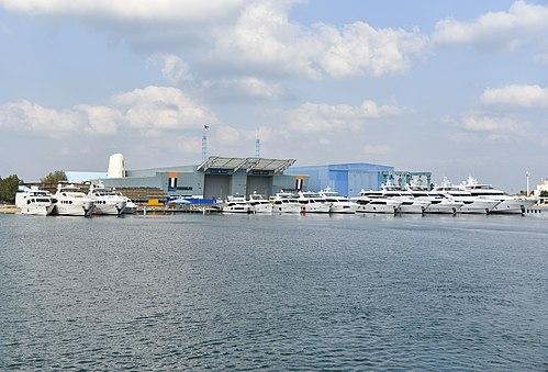 Gulf Craft Shipyard Umm Al Quwain