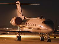 N400FJ - GLF4 - Jet Edge International