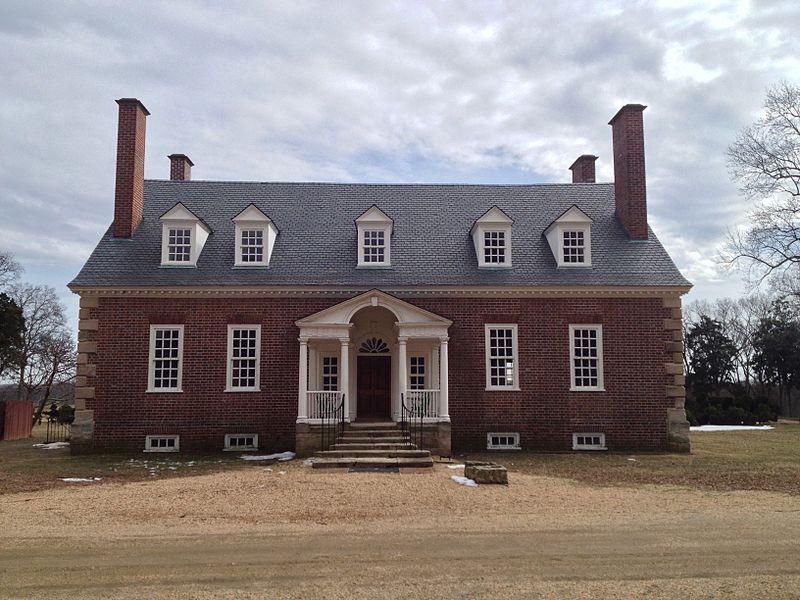 Visit George Mason's Gunston Hall.