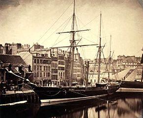 The Imperial Yacht La Reine Hortense, Le Havre