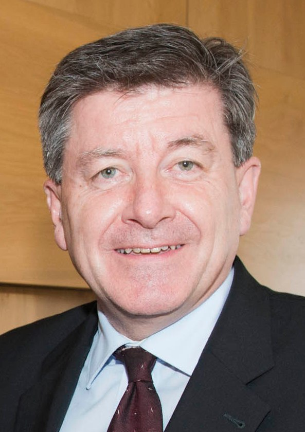 Guy Ryder, February 2014 (cropped)