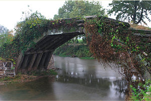 Guyue Bridge - Guyue Bridge in 2008