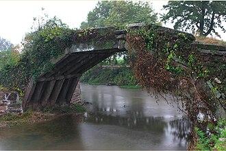Guyue Bridge - Guyue Bridge in 2008
