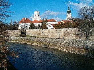 Győr-Moson-Sopron County - Image: Gyor panoramio