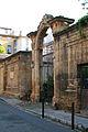 Hôtel de Caumont, 1, rue Joseph-Cabassol, Aix-en-Provence, Mur extérieur.jpg