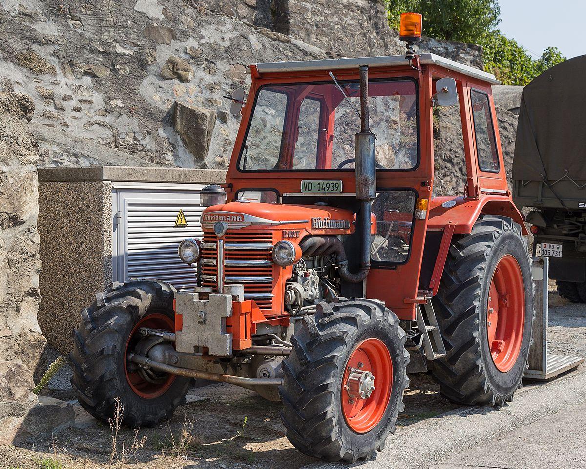 H rlimann traktor wikipedia for D and a motors