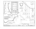 H. V. Bronson House, Route 303, Peninsula, Summit County, OH HABS OHIO,77-PEN,1- (sheet 5 of 5).png