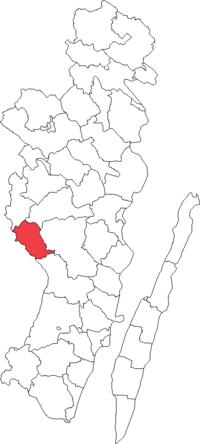 Fagertros landskommune i Kalmar amt