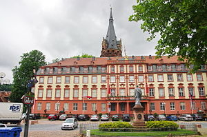 Erbach Odenwald Reiseführer Auf Wikivoyage