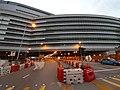 HK 灣仔北 Wan Chai North 博覽道東 Expo Drive East 會議道 Convention Avenue 菲林明道 Fleming Road evening October 2019 SS2 25.jpg