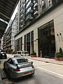 HK CWB 38 Haven Street 曦巒 Park Haven July-2014 ZR2 sidewalk carpark Porsche 911 Carrera 4S.JPG