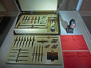 Repair kit - A watch repair kit