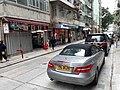 HK SYP 西營盤 Sai Ying Pun 高街 High Street sidewalk carpark automobile April 2020 SS2 24.jpg