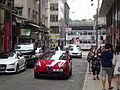 HK Sai Ying Pun 屈地街 Whitty Street red car May-2016 DSC.JPG