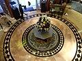 HK Wan Chai 灣仔 利景酒店 Charterhouse Causeway Bay Hotel lobby floor carpet pattern.jpg